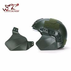 Helmet, protect, rail, Cover