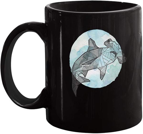 Funny, Shark, Gifts, Irregular