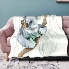 butterfly, velvet, blanketforoffice, warmbedblanket