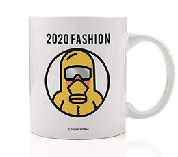 Funny, hazmat, Gifts, Cup