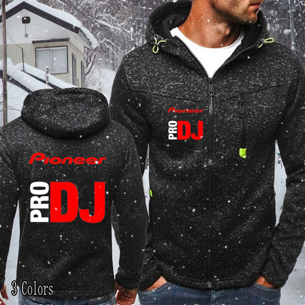 Casual Hoodie, Dj, Winter, hoodedjacket