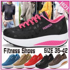 Women, Sneakers, Plus Size, Platform Shoes