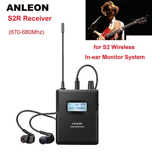 receiverandtransmitter, 670680mhz, Monitors, wireless