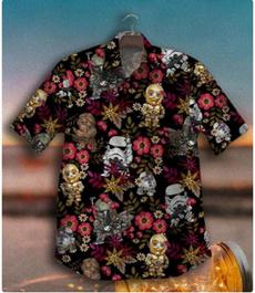 madalorianhawaii, Moda, Shirt, Hawaiian