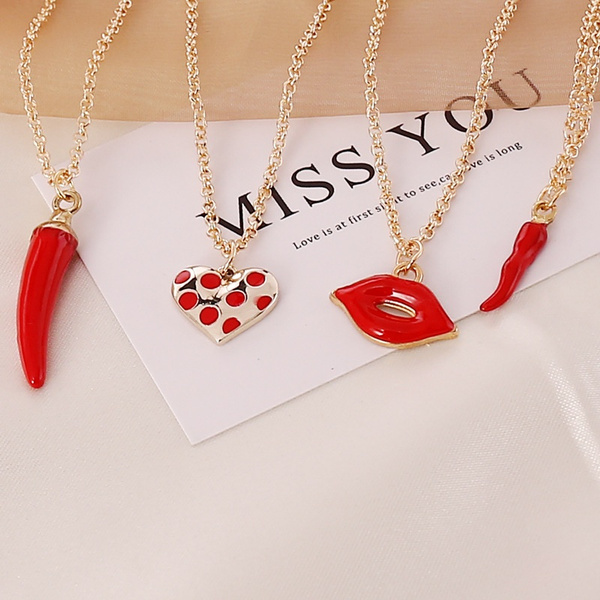 Love, Jewelry, Chain, women necklace