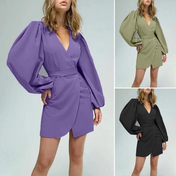 Mini, Plus Size, Long Sleeve, plus size dress