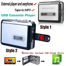 tapecassette, cassetteconverter, audiocassettetomp3, Computers