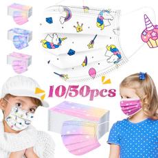 cute, Outdoor, halffacemask, childrenmask