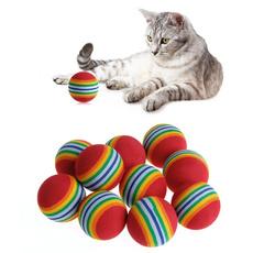 rainbow, cattoy, Toy, puppy