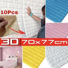 foamwallpanel, Wall Art, 3dwallsticker, TV