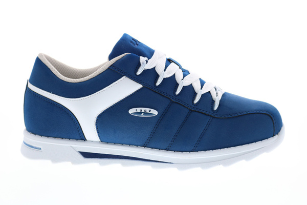 Synthetic, Blues, Sneakers, mediumbluewhite