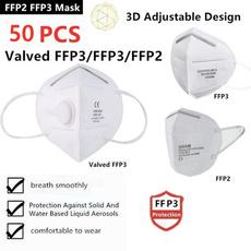 breathablevalvemask, ffp3facemask, antifog, Masks