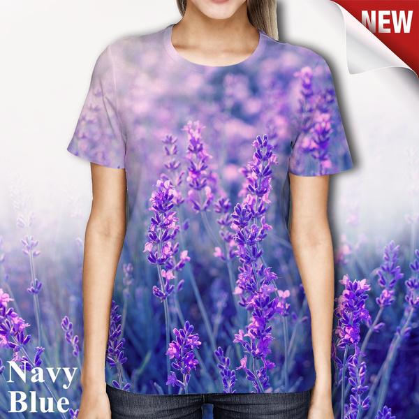 lavendertshirt, Sleeve, Shorts, personalitytshirt