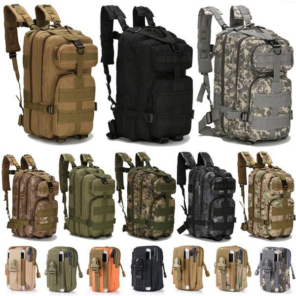 Army, Fashion, Capacity, Hunting