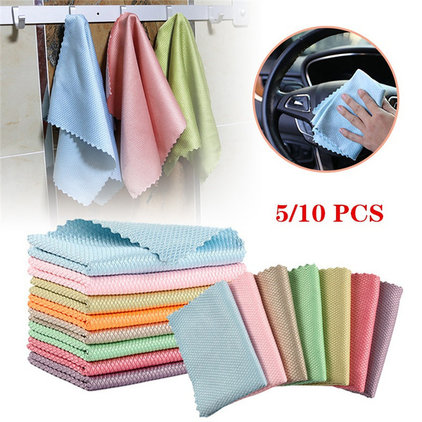 microfibertowel, Towels, fish, Household Cleaning