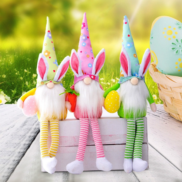 easterdecoration, gnome, doll, Spring