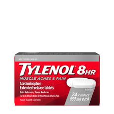 tylenol, painrelief, tylenol8hrmuscleache, medicalandambulatorysupplie