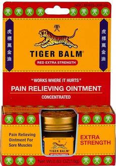 Tiger, personalbeautycare, tigerbalmextrastrengthpainrelievingointment, analgesicbalm
