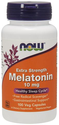 melatonin, nowfood, Vitamins & Supplements