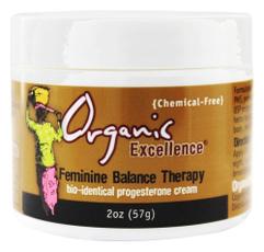 progesteronecreamfemininebalancetherapy, progesteroneproduct, organicexcellence, Vitamins & Supplements