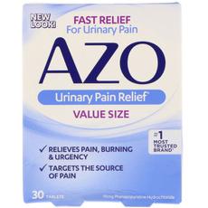 azostandardurinarypainrelief, urinarytractsupport, amerifitnutrition, Vitamins & Supplements