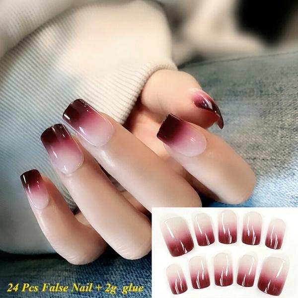 acrylic nails, Beauty, purple, Tool