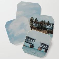bridge, Coasters, Mats, fineart