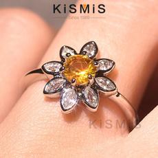 wedding ring, Engagement Ring, Dress, daisy