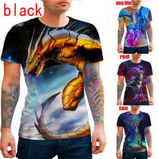 art, printed, Men, T Shirts