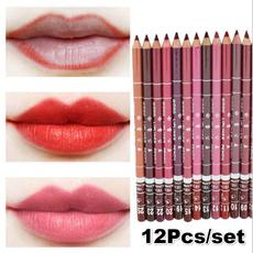 brown, velvet, Lipstick, Beauty
