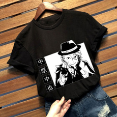 Summer, T Shirts, Fashion, Anime