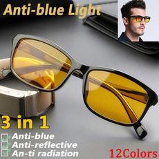 Blues, Fashion, eye, optical glasses