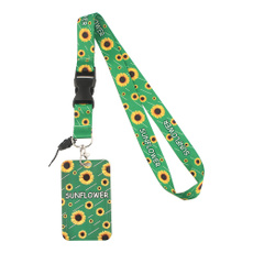 keyholder, Key Chain, Keys, Sunflowers