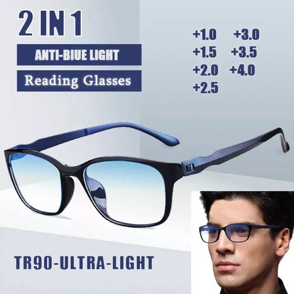 Blues, Glasses for Mens, bluelightglasse, framelessglasse