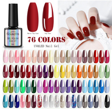 art, Beauty, gel nail polish sets, uv