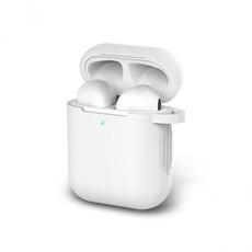 case, white, earphonecasecradle