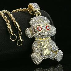 Baby, Party Necklace, Men  Necklace, punk necklace