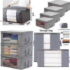 Box, clothesbox, Capacity, Quilt