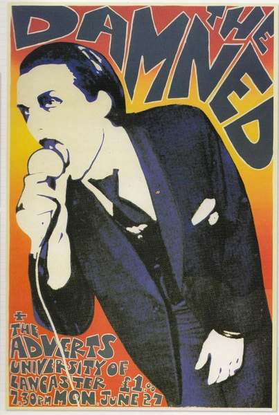 Concerts, 1977, Posters, Metal