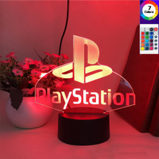 Playstation, Video Games, led, usb