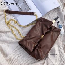 Shoulder Bags, Designers, PU, leather