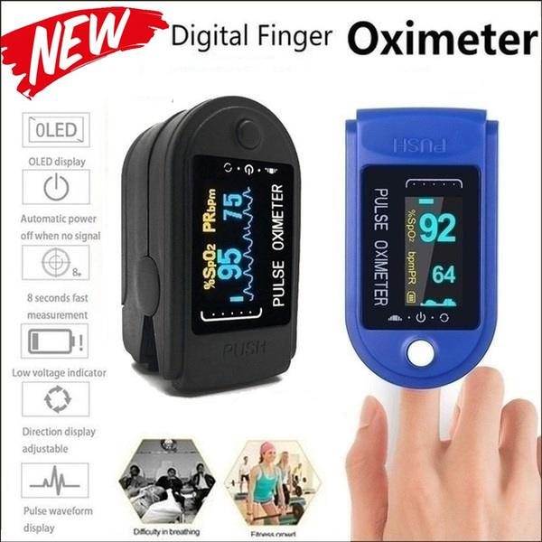 Heart, oximetersfingertippulse, Monitors, pulseoximeter