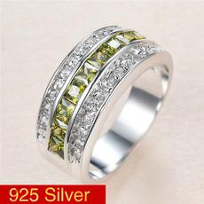 Vintage, Fashion, Princess, 925 silver rings