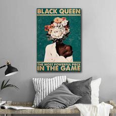 feministposter, art, Home Decor, africanwomen