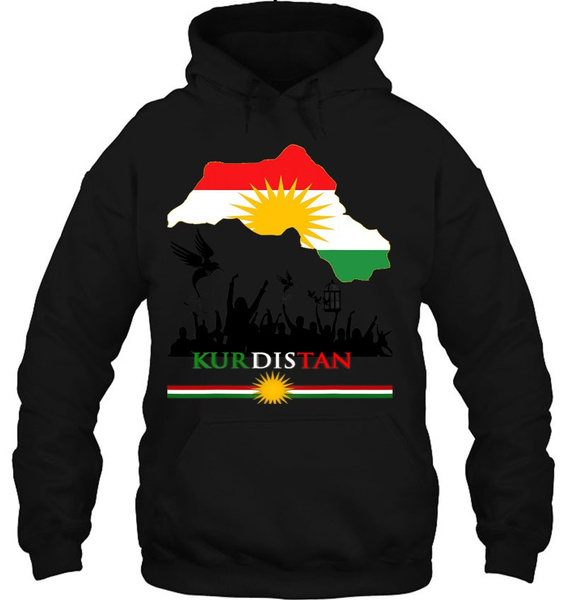 kurdish, Fashion, Hoodies, kurdistanpamap