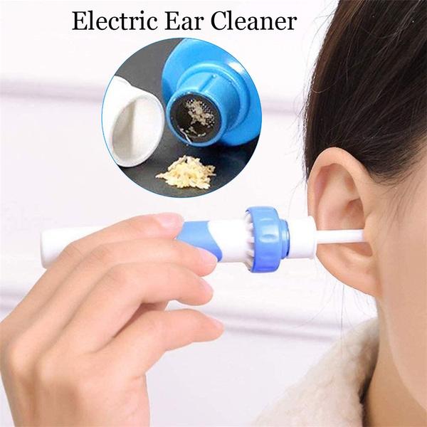 Cleaner, earcaretool, earcleaner, Electric