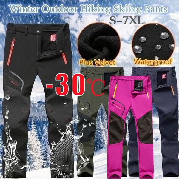 Women Pants, Fleece, trousers, Winter
