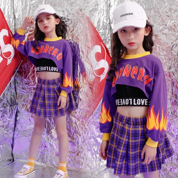 Hip-hop Style, Mini, Fashion, crop top