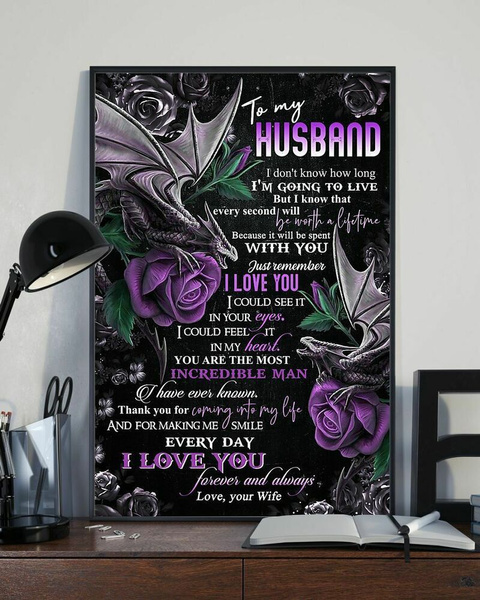 trymybest, Rose, purple, Posters