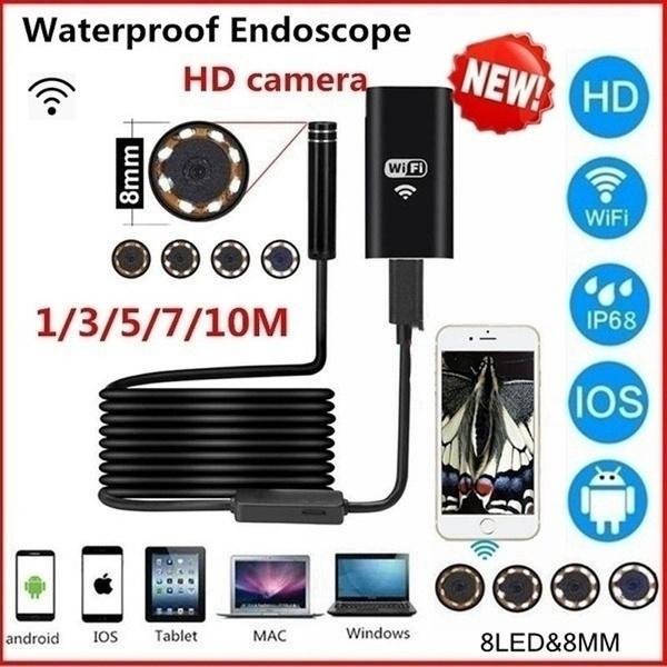 Mini, usbcamera, borescope, industrialcamera